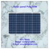 High quality Polycrystalline solar panel 40w, home use solar system