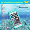 Hot Design Phone Waterproof Case, For iPhone 6 Waterproof Case