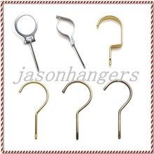 MH000 Classical swivel wooden hanger hooks