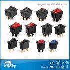 250v 16a Waterproof Electrical t125 Rocker Switch t85