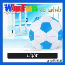 Novelty 2014 Football Night Lamp Led Kids Bedroom Lamps Wholesales