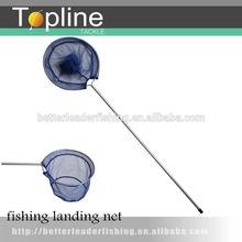 cheap new round head aluminum pole fishing landing net China