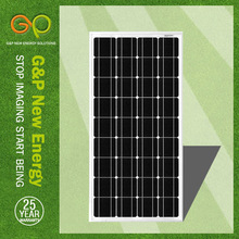 high efficiency best price solar panel for mini hydro power plant