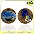 2014 novo produto alaska challenge coin, bolso da moeda titular, suporte da moeda