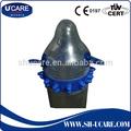 natural de látex macho spike condón con deferentes tipos de la fábrica del oem