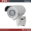 Email alarm POE Manual Vari Focus/Zoom CMOS IP camera