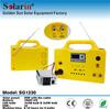 Renewable energy equipment portable solar module system