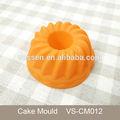 Popular grande& redonda em forma de bolo moldes