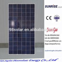 High quality 300W poly solar panel