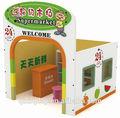 En miniatura casa de muñecas de muebles para niños/tipo supermercado jugar a las muñecas casas para niños y niñas( qx- 204f)
