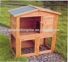 cheap wooden rabbit hutch designs