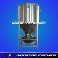 Reciclaje de plástico vertical de pellets de la máquina de mezcla 9 T capacidad