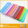 2014 hot sell For apple iphone 6 , mixd colors silicon TPU case for iphone 6 phone accessory