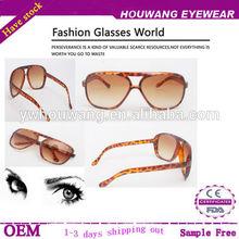 Wholesale fashionable sunglasses 9827 leopard color