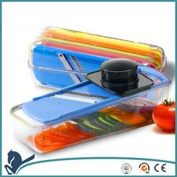 New Design Courful Plastic Fruit Vegetable Mandolin Slicer