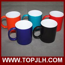 china manufacturer factory direct novelty products cheap wholesale 11oz porcelain sublimation color changing mug