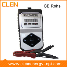 CE 12/24v auto battery analyzer