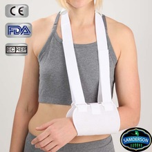 adjustable soft foam padded kids arm support