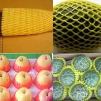 plastic foam sleeve net for mango 20*10*7cm