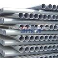 110mm gris de pvc tubería de agua caliente