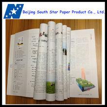 soft cover periodical&magazine printing
