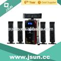 卸売安い価格5.1fmラジオホームシアターシステム