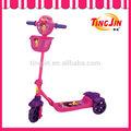 Tj-283 três rodas de carros de pedais para crianças grandes
