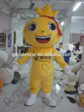 Advertising purposes business use cartoon costumes