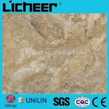 High quality waterproof pvc click vinyl flooring/Commerical Vinyl tile floors/vinyl flooring discount