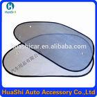 High Quality Nylon Mesh Window Sunshades car curtain rail