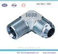 vendita calda jic raccordi a gomitoidraulico bsp npt