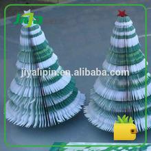 3D Christmas tree for memo pad