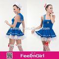2014 nueva fiesta de halloween baratos para mujer traje de marinero