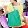 Promotinoal bulk demention fashion PU beach bag , pu bags 2014
