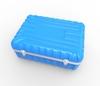 Multi-Function storage plastic box, waterproof durable hard plastic tool case