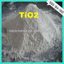 Titanium Dioxide TiO2 Rutile powder Paint