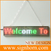 led coffee shop signs/shops use window hang colorful mini led coffee shop signs