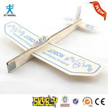 "Sky Boy-Robot Jet 9""Balsa Hand Launch Glider garden flyer-real flying toy"