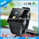 Shenzhen supplier Android 4.0 system Bluetooth Digital WIFI GPS FM samsung wrist watch phone