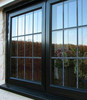 New design aluminum sliding window aluk