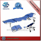 CE ISO cheap folding Used stretcher ambulance for sale