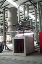 40 -80 mesh wood flour air steam dryer