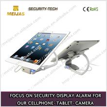 aluminum burglar alarm tablet stand