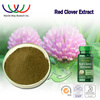 free sample for trial HACCP KOSHER FDA China supplier R&D advantage products red clover extract isoflavone biochanins 8%