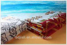cotton brand logo printed towel