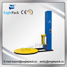Stretch film machine wrapper with CE