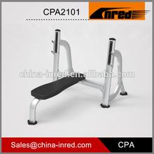 CPA 2101 Flat Bench Horizontal Bench Press Machine For Gym Equipment Brands