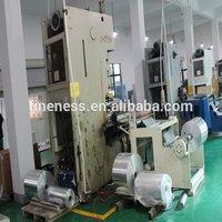 Low price unique aluminum foil container punch machines
