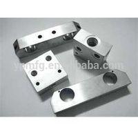OEM professional precision cnc milling machining aluminum spacer parts for trike bike