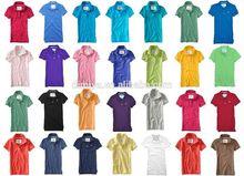 china t shirt factory women uniform cheap price